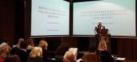 Uspešno zaključeno srečanje Sekcije za preventivno medicino Slovenskega zdravniškega društva