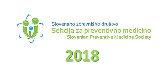 Redno letno srečanje Sekcije za preventivno medicino 2018